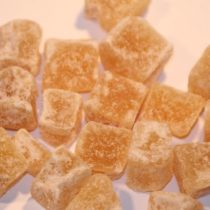 CRYSTALLIZED DICED GINGER Glacé
